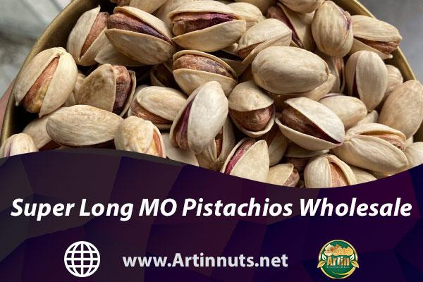 Super Long MO Pistachios Wholesale