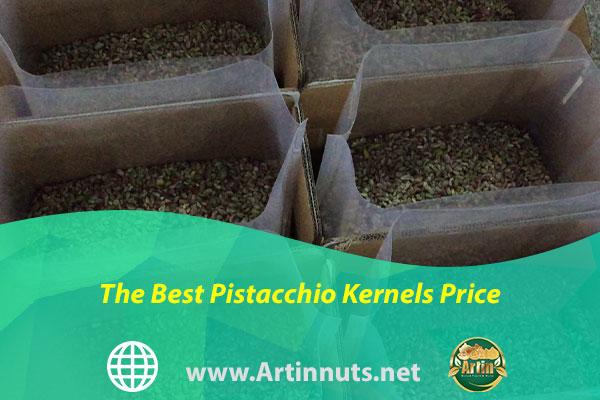 The Best Pistacchio Kernels Price