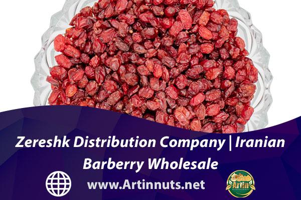 Zereshk Distribution Company   Iranian Barberry Wholesale