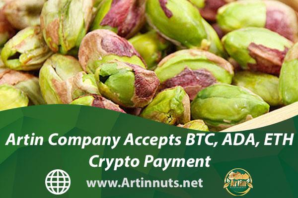 Artin Company Accepts BTC, ADA, ETH   Crypto Payment