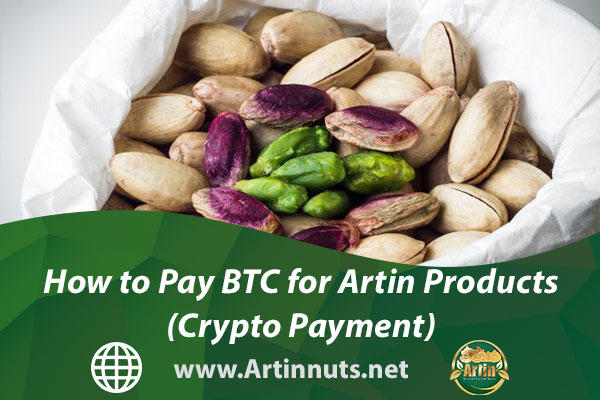 How to Pay BTC for Artin Products (Crypto Payment)