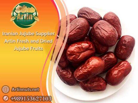 Iranian Jujube Supplier