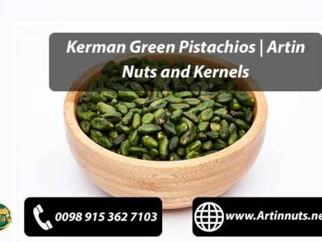 Kerman Green Pistachios
